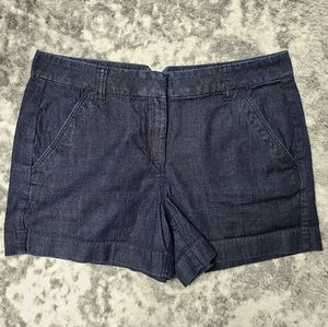 LOFT Ann Taylor The Riviera Short Higher Mid Rise